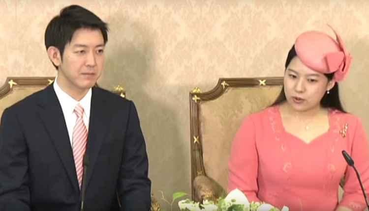 Princesa japonesa, Ayako, renuncia ao status de realeza e se casa com plebeu
