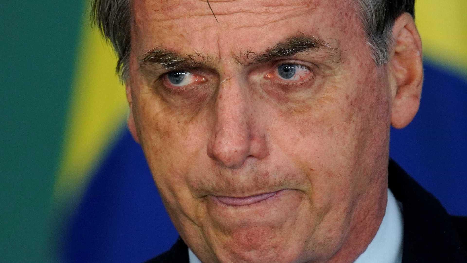Jair Bolsonaro declara 'guerra ao crime organizado'