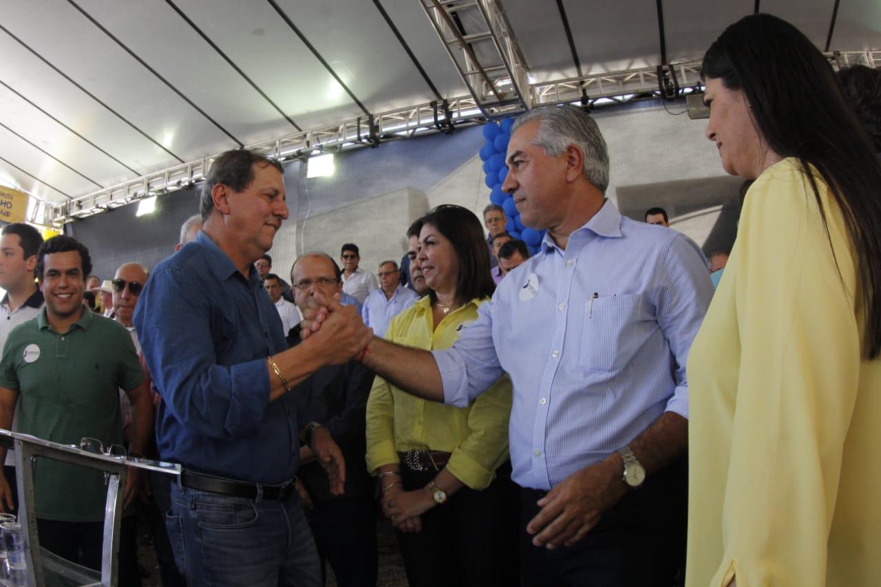 Sérgio de Paula assume presidência do PSDB com objetivo de conduzir eleições municipais em 2020