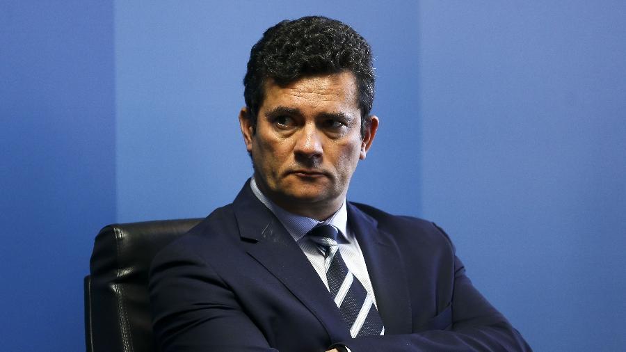 Moro será indicado para próxima vaga no STF, diz Bolsonaro