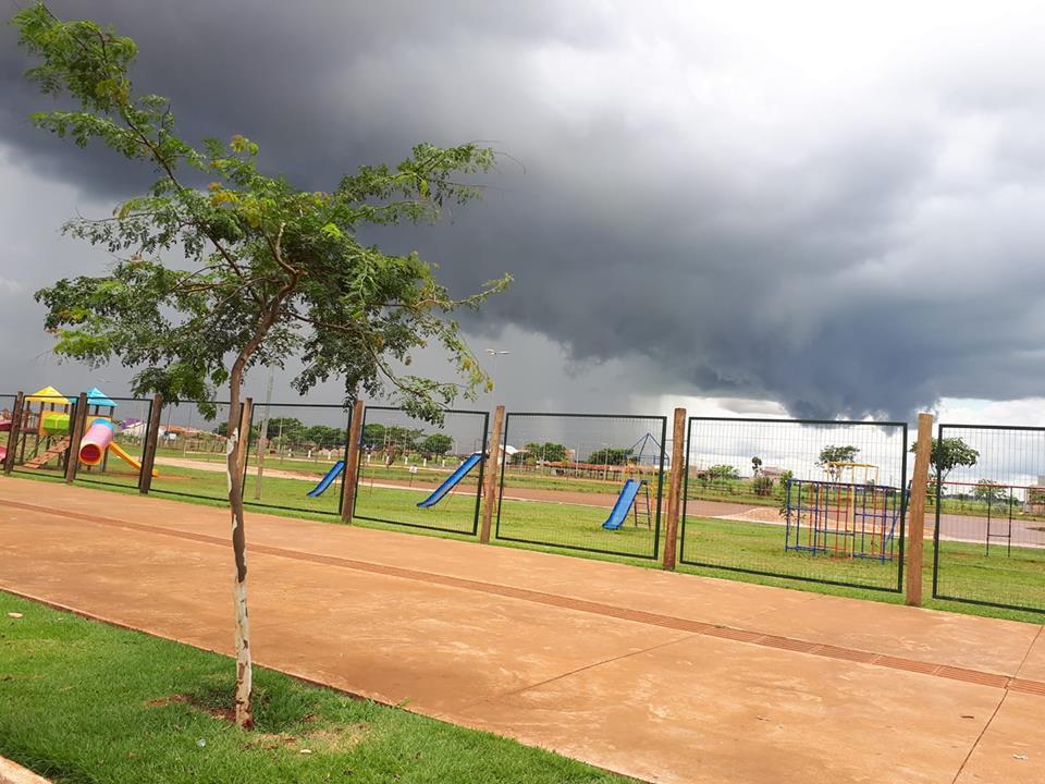 Semana será marcada por pancadas de chuva em Mato Grosso do Sul