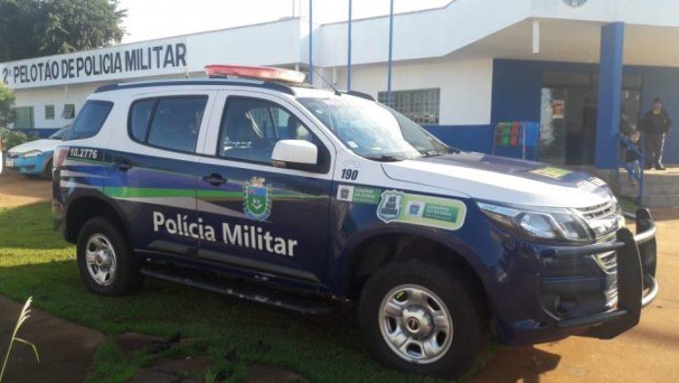 Polícia Militar e Civil liberta refém de tribunal do crime em Nova Alvorada do Sul