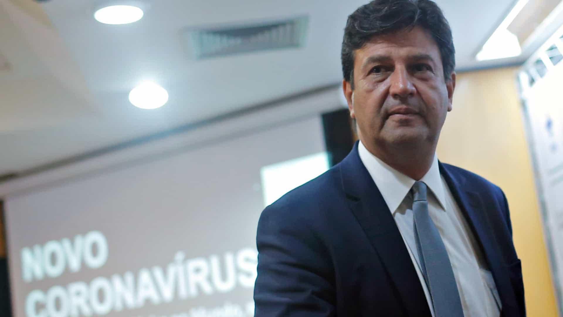 Mandetta, o ministro de Bolsonaro que provoca ciúmes no Planalto