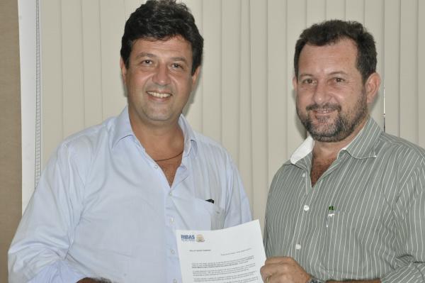 Gaeco faz buscas na casa de prefeito do DEM partido de Mandetta