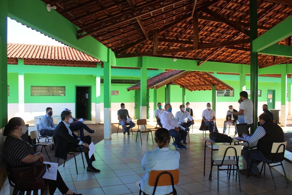 Comitê de Enfrentamento ao Coronavírus descarta barreiras sanitárias em Nova Alvorada do Sul