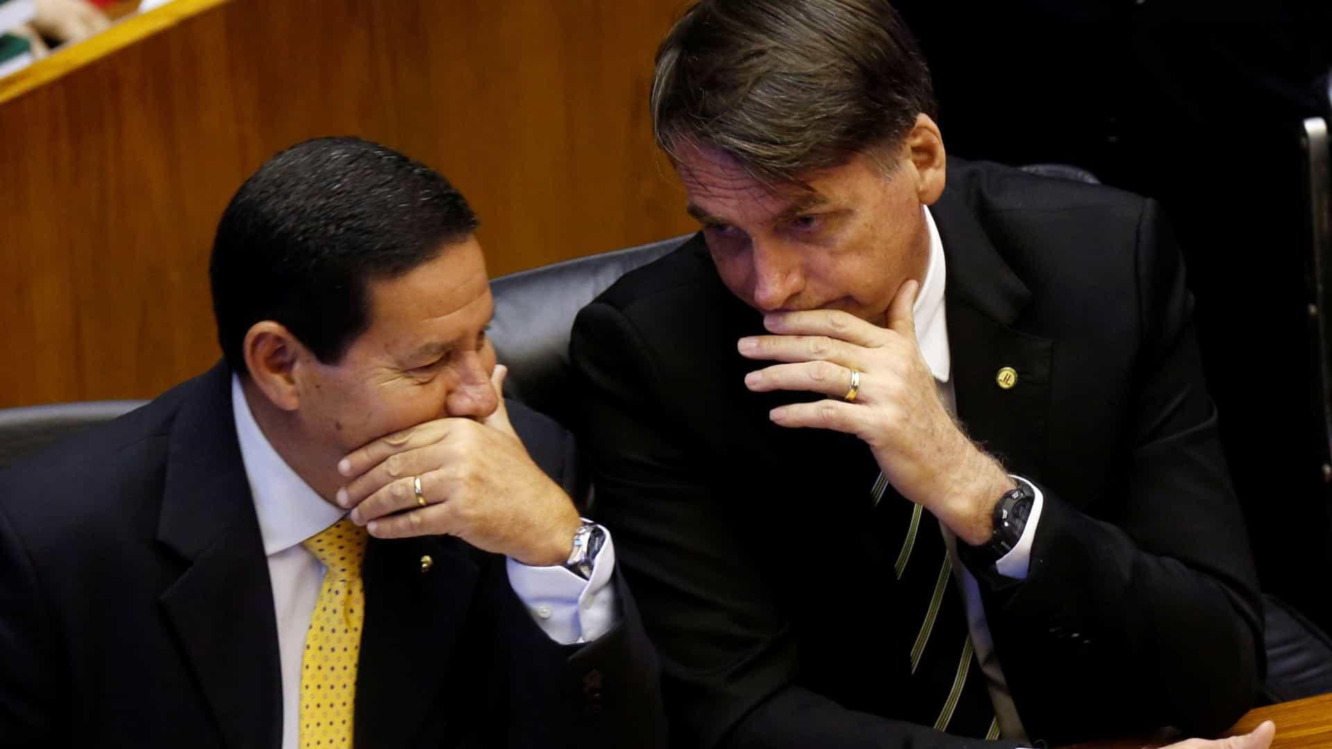 TSE começa julgar ações que pedem cassação de Bolsonaro e Mourão