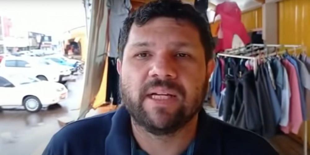PF prende blogueiro bolsonarista em Campo Grande após suspeita de fuga