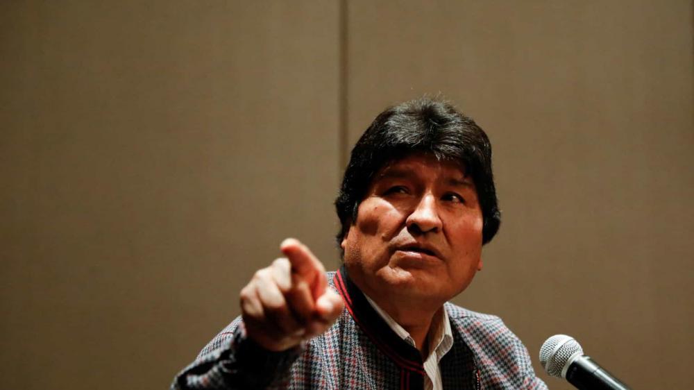 Ministério Público da Bolívia pede prisão de Evo por terrorismo